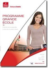 Découvrez la brochure Grande École 2013 ! | Actualités ESSCA | Scoop.it