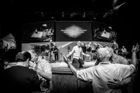 Glory as a Stage Show: On Mark Peterson's Vegas Megachurch Photos | Photography Now | Scoop.it