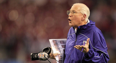 Big 12 Coach of the Week: Bill Snyder, Kansas State - CBSSports.com (blog) | All Things Wildcats | Scoop.it