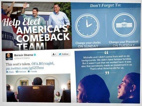 Las elecciones de Estados Unidos en redes sociales | EEUU 2012: ELECCIONES 2.0 | Scoop.it