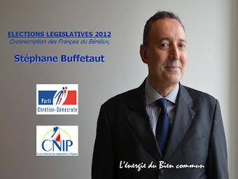 Stéphane Buffetaut: Je suis candidat dans la circonscription des Français du Benelux   Français à l'étranger : des élus, un ministère   Scoop.it