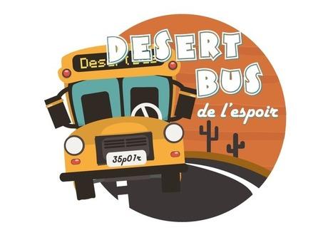 Le Desert Bus sera au Paris Games Week et collectera des fonds pour le SPF ! | Initiatives originales | Scoop.it