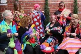 Yarn bombers target Melbourne street | Yarn, yarn, yarn! | Scoop.it