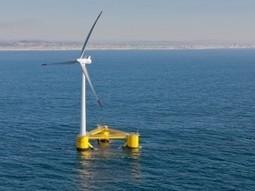 Eolien flottant : une solution à l'étude pour stocker l'électricité   L'ENERGEEK : l'énergie facile en quelques clics !   Eolien : stockage et raccordement   Scoop.it