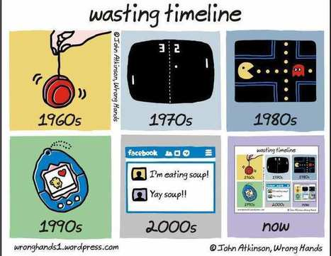 Wasting Timeline [COMIC] | wellness | Scoop.it