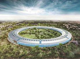 [USA] Le suédois Skanska perd la construction du nouveau siège d'Apple | Construction l'Information | Scoop.it