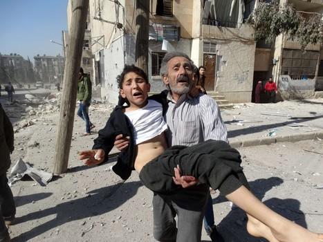 Stephen Hawking: Syria's war must end   Ancient World   Scoop.it
