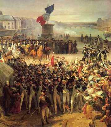 The French Revolution timeline | Timetoast timelines | Ms. Thompson's French Revolution Unit | Scoop.it