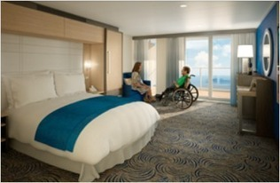 Accessibility At High Seas: 6 Of The Most Luxurious (and Accessible) Accommodations | Travelling around the world | Scoop.it