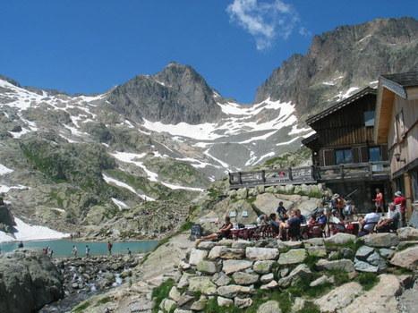 Le refuge en montagne, un hôtel si particulier   Vanoise ski & randonnée   Scoop.it