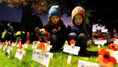 PHOTOS: Ballarat 2013 Anzac Day dawn service | British Genealogy | Scoop.it