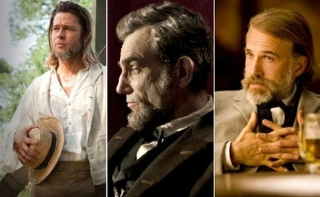 12 Years a Slave: Yet Another Oscar-Nominated 'White Savior' Story | On Hollywood Film Industry | Scoop.it