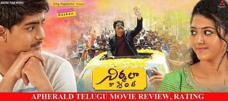 Nirmala Convent Telugu Movie Review, Rating   A Aa Telugu Movie Review, Rating   Scoop.it