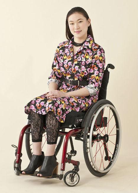 Una línea de ropa diseñada específicamente para personas en sillas de ruedas | Asesor en Accesibilidad | Scoop.it