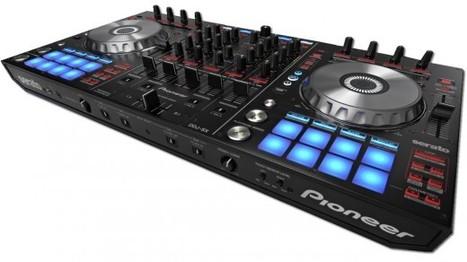 Review & Video: Pioneer DDJ-SX Serato DJ Controller   DJing   Scoop.it