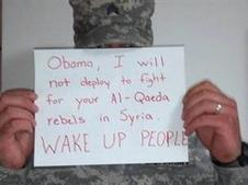 """What Happened to the """"Global War on Terrorism""""? The U.S. is """"Fighting for Al Qaeda"""" in Syria. 