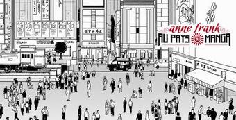 L'espace numérique: La Pépite numérique 2013 : Anne Frank au pays du manga | Bibliothèque | Scoop.it
