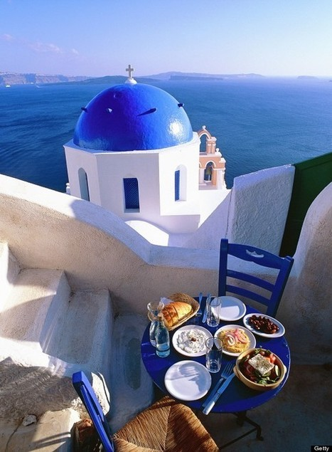 18 Countries That Love To Eat, Drink & Smoke More Than The U.S. | travelling 2 Greece | Scoop.it