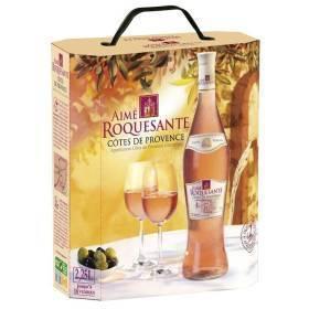 Vins : Le Bib® Aimé Roquesante de nouveau en trois litres, bah oui, c'est l'été!! | Vos Clés de la Cave | Scoop.it