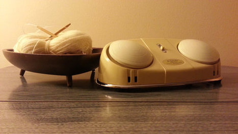 Vintage Dr. Scholl Electric Foot Massager | AtomicVault.etsy.com | Scoop.it