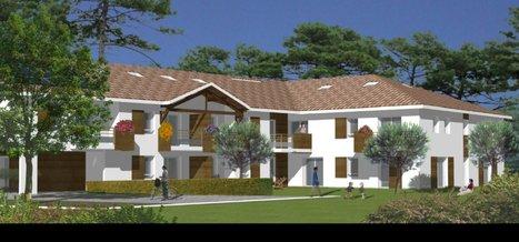 Nouveau programme immobilier neuf LOUS ESQUIROTS à Ondres - 40440   L'immobilier neuf du Sud des Landes   Scoop.it