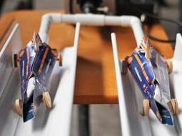 Pupils run mini-Bloodhound rocketcars - IOL Motoring Special Features | IOL.co.za | Science, research and innovation news | Scoop.it
