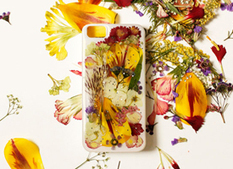 DIY - Des fleurs séchées pour décorer son étui d'Iphone | Du fait main & some handmade | Scoop.it