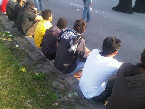 'Regime Threatening' protesters on Budaiya St in Bahrain! | Human Rights and the Will to be free | Scoop.it