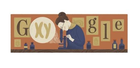 Nettie Stevens, découvreuse du chromosome Y, mise à l'honneur par Google | EntomoScience | Scoop.it