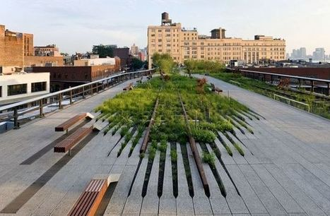 The Top 10 SECRETS Of The High Line in NYC...It Was INSPIRED by the Coulée Verte in Paris | Urbanisme | Scoop.it