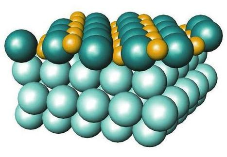 Faster X-ray technology observes catalyst surface at work with atomic resolution   Physics   Scoop.it