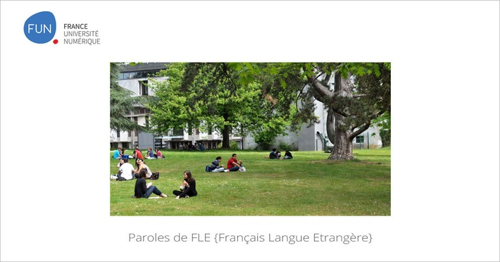 [Today] MOOC Paroles de FLE {Français Langue Etrangère} | Solutions locales | Scoop.it