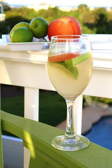 #DRINKRECIPE - White Wine Sangria | Food & Wine | Scoop.it