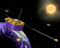 ESA - Space Science - 'Dirty hack' restores Cluster mission from near loss | Planets, Stars, rockets and Space | Scoop.it
