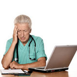Report: EHRs Contribute to Physicians' Job Dissatisfaction | Digitized Health | Scoop.it