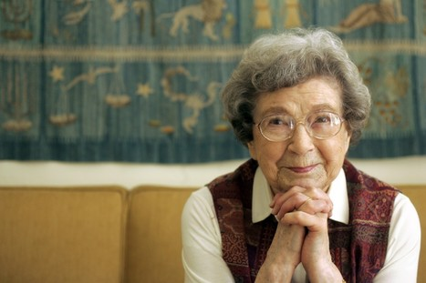 Beverly Cleary on turning 100: Kids today 'don't have the freedom' I had | Multicultural Children's Literature | Scoop.it
