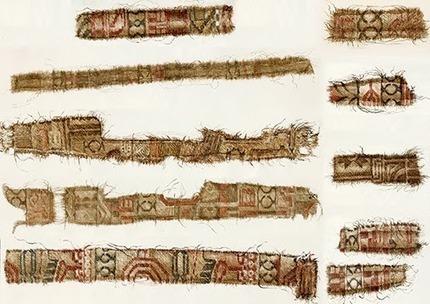 De la soie persane dans les sépultures vikings | Les découvertes ... | Histoire et archéologie des Celtes, Germains et peuples du Nord | Scoop.it
