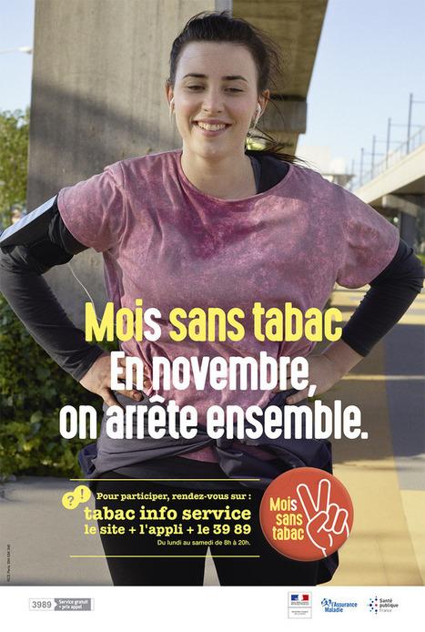 A partir du 1er novembre, la France arrête de fumer   OhMyBook !   Scoop.it