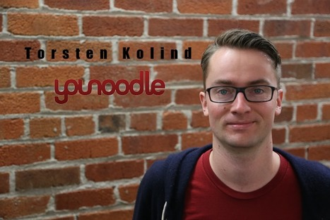 The Ever Growing Startup Ecosystem: A Talk with Torsten Kolind of YouNoodle | Nerd Stalker Techweek | Scoop.it