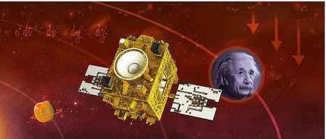 Microscope : le petit satellite qui voulait révolutionner la physique   ça m intéresse !   Scoop.it