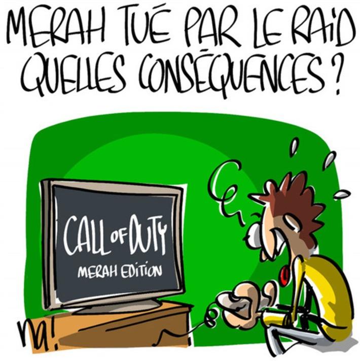 Mohamed Merah tué par le RAID, quelles conséquences ? | Baie d'humour | Scoop.it