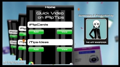 iFlipTips - create multimedia presentations | Daily Magazine | Scoop.it