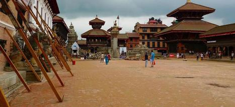 Népal: Bhaktapur rouvre ses temples   Le Figaro   Kiosque du monde : Asie   Scoop.it