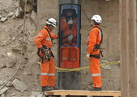 Rescued from a Chilean mine | KgTechnology | Scoop.it