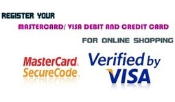 Register Mastercard or Visa Debit And Credit Card For Online Shopping | TellMeHowToBlog | Scoop.it