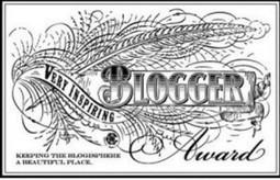 Very Inspiring Bloggers Award | Self Publishing Reviews | Scoop.it
