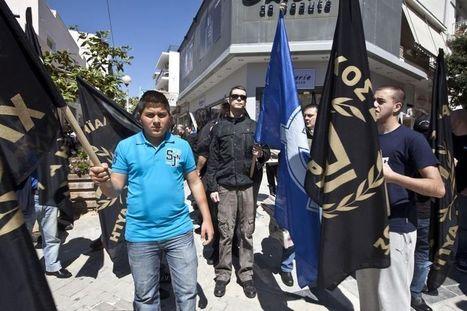 Grèce : dans les griffes d'Aube dorée | L'enseignement dans tous ses états. | Scoop.it
