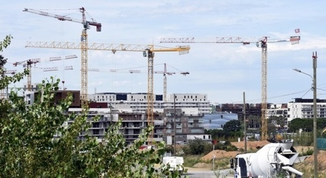 Immobilier: le plan de Macron pour relancer la construction de logements | Construction l'Information | Scoop.it