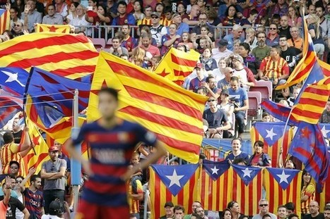 FC Barcelona's Reclaimed Flags | AP HUMAN GEOGRAPHY DIGITAL  STUDY: MIKE BUSARELLO | Scoop.it
