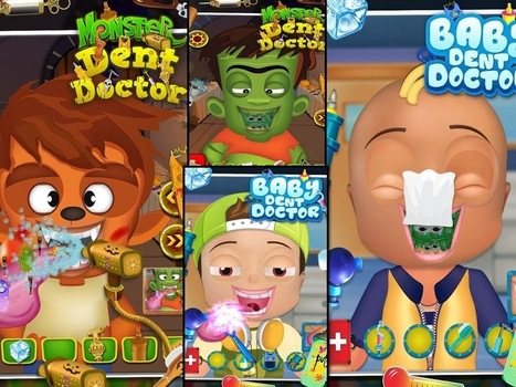 Download Free Version of Top Most Dentist Surgery Games for Kids « Free Android Kids Games | Mobile Application Development | Scoop.it